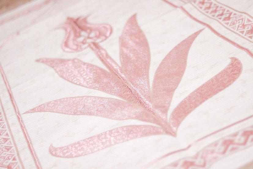 Tulip Turkish Prayer Mat Janamaz - Pink