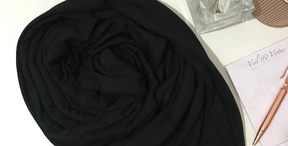 Premium Jersey Hijab Classic