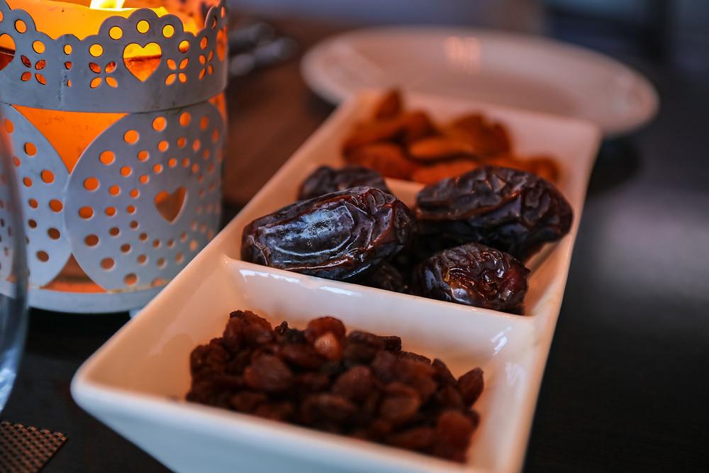 ramadan, dates, iftar, beaming fast