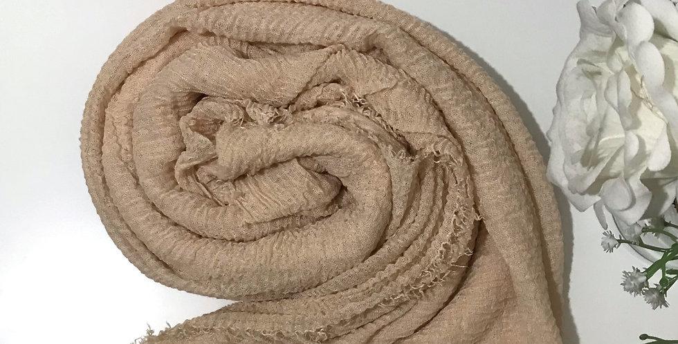 Soft Weave Hijab Wheatfield