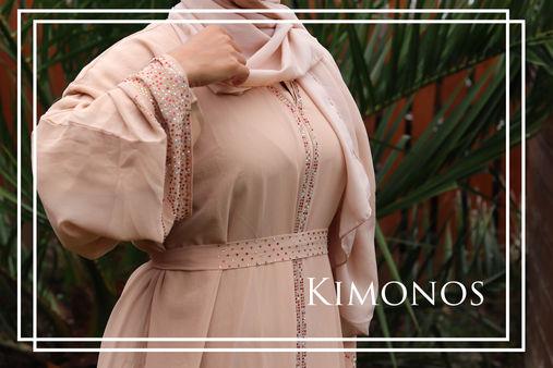 Kimonos Category
