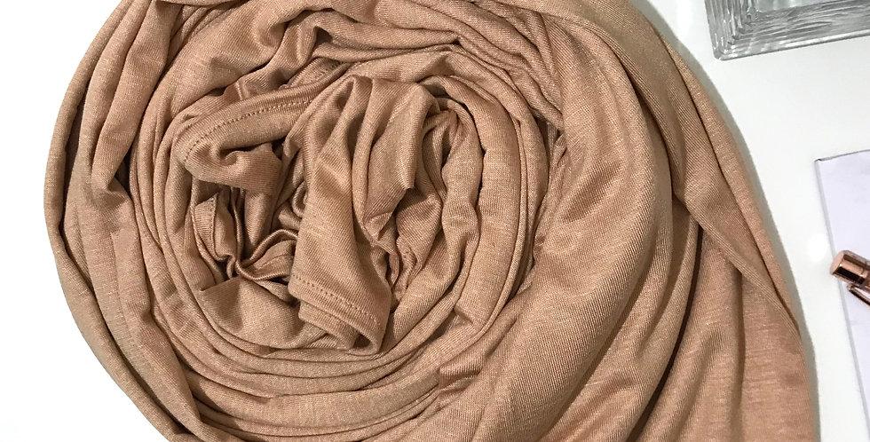 Premium Jersey Hijab Sunkissed