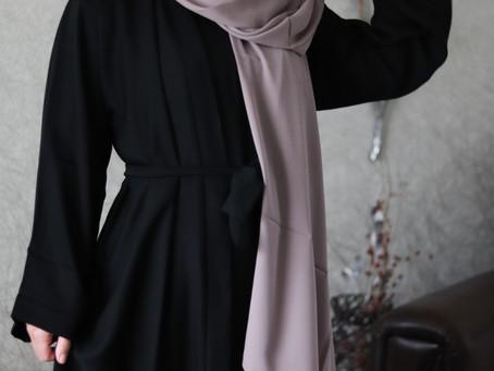 Plain Nida Abayas | The Essential Collection
