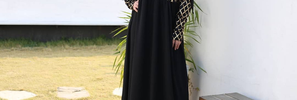 Sahra Dress Black