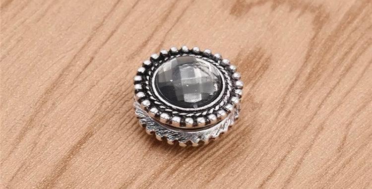 Vintage Magnetic Hijab Pin