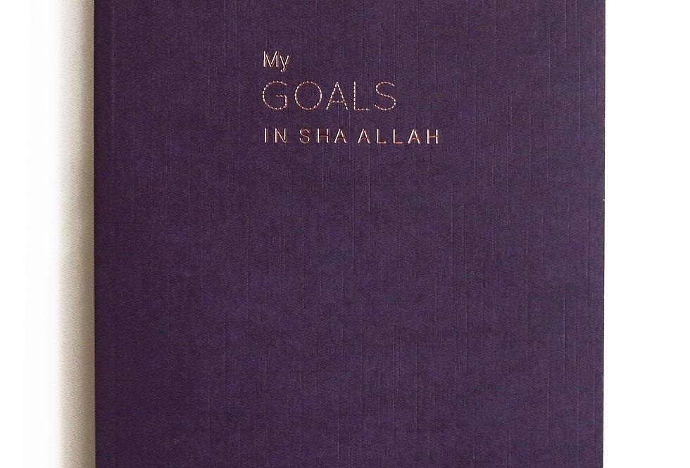 My Goals Notebook