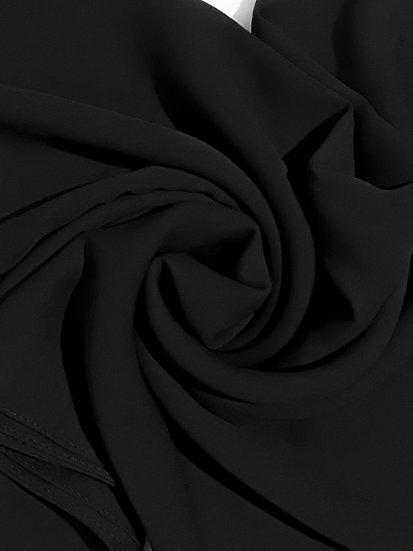 Murih Hijab Classic Black