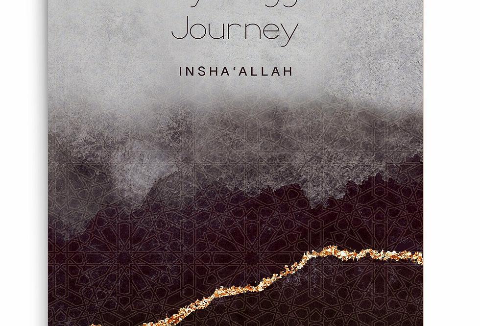 My Hajj Journey Notebook