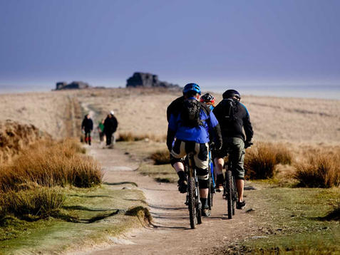 MTB Trails in Dartmoor