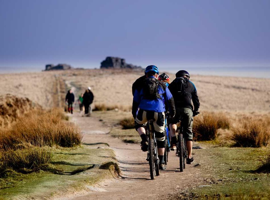 MTB Trails in Dartmoor