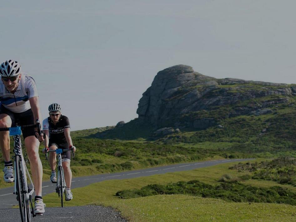 The Granite Way - Road Bikes