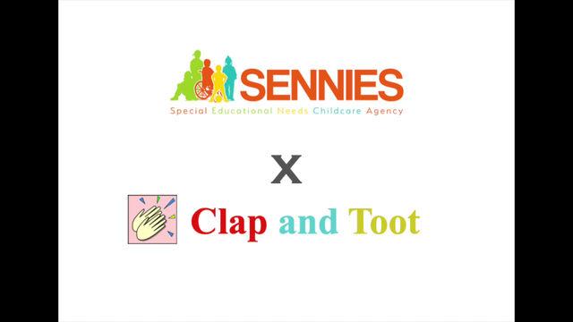 Clap and Toot x Sennies