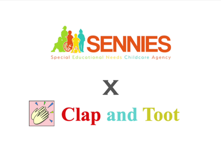 Clap and Toot x Sennies