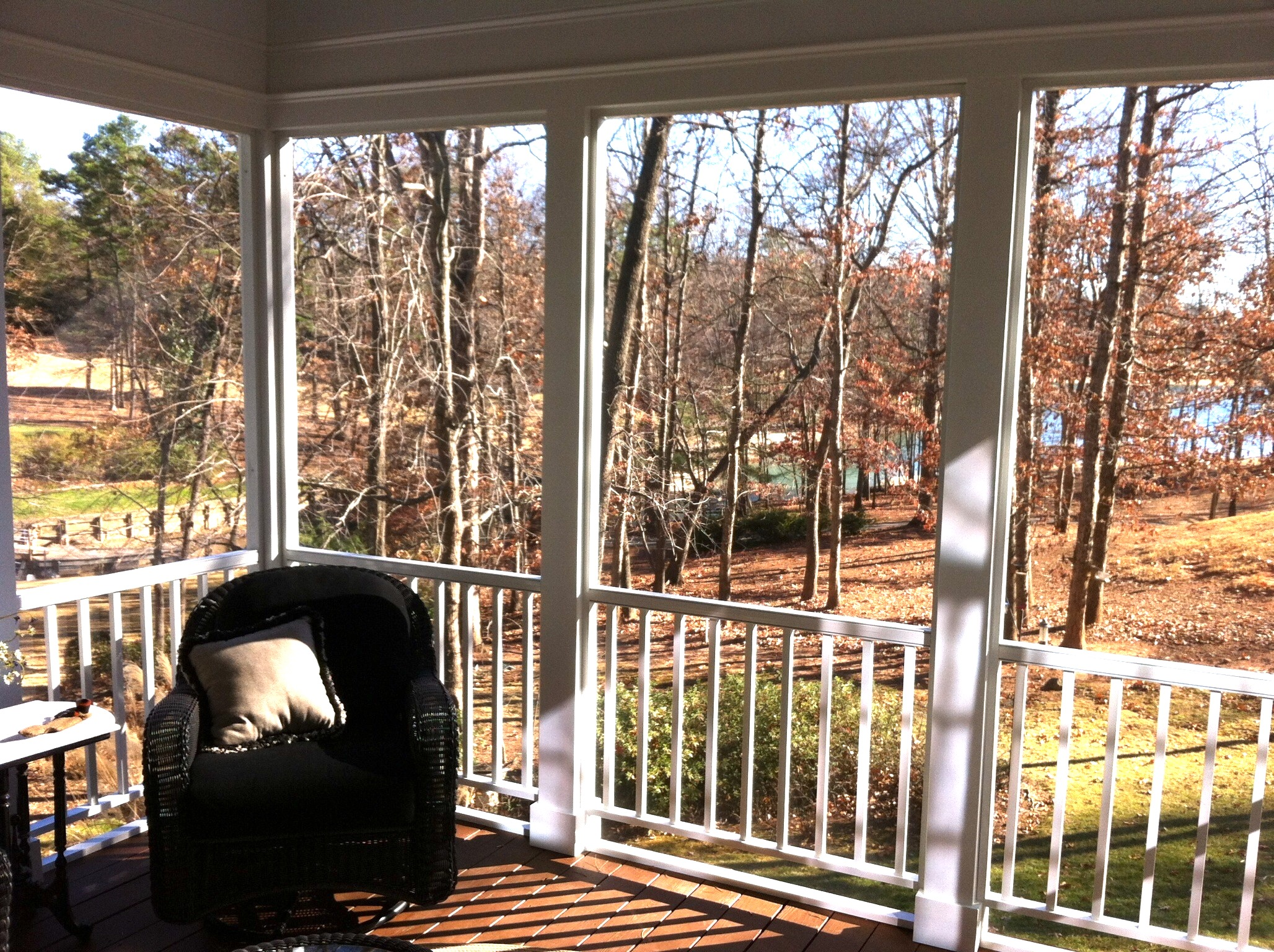 Screened Porch- The Peninsula
