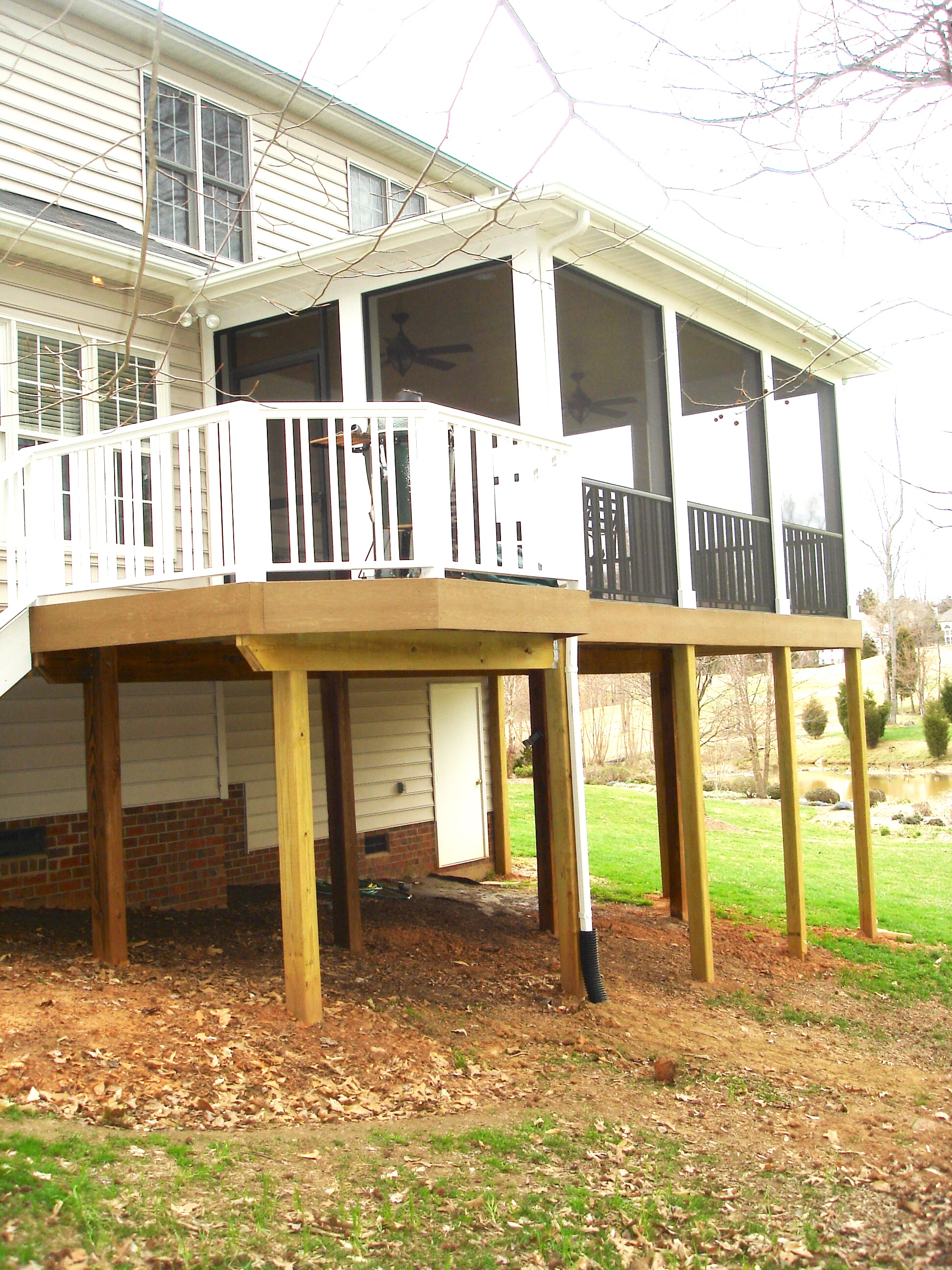 Screened Porch 5- Northstone