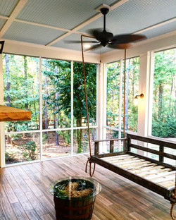 Screened Porch - Mooresville NC