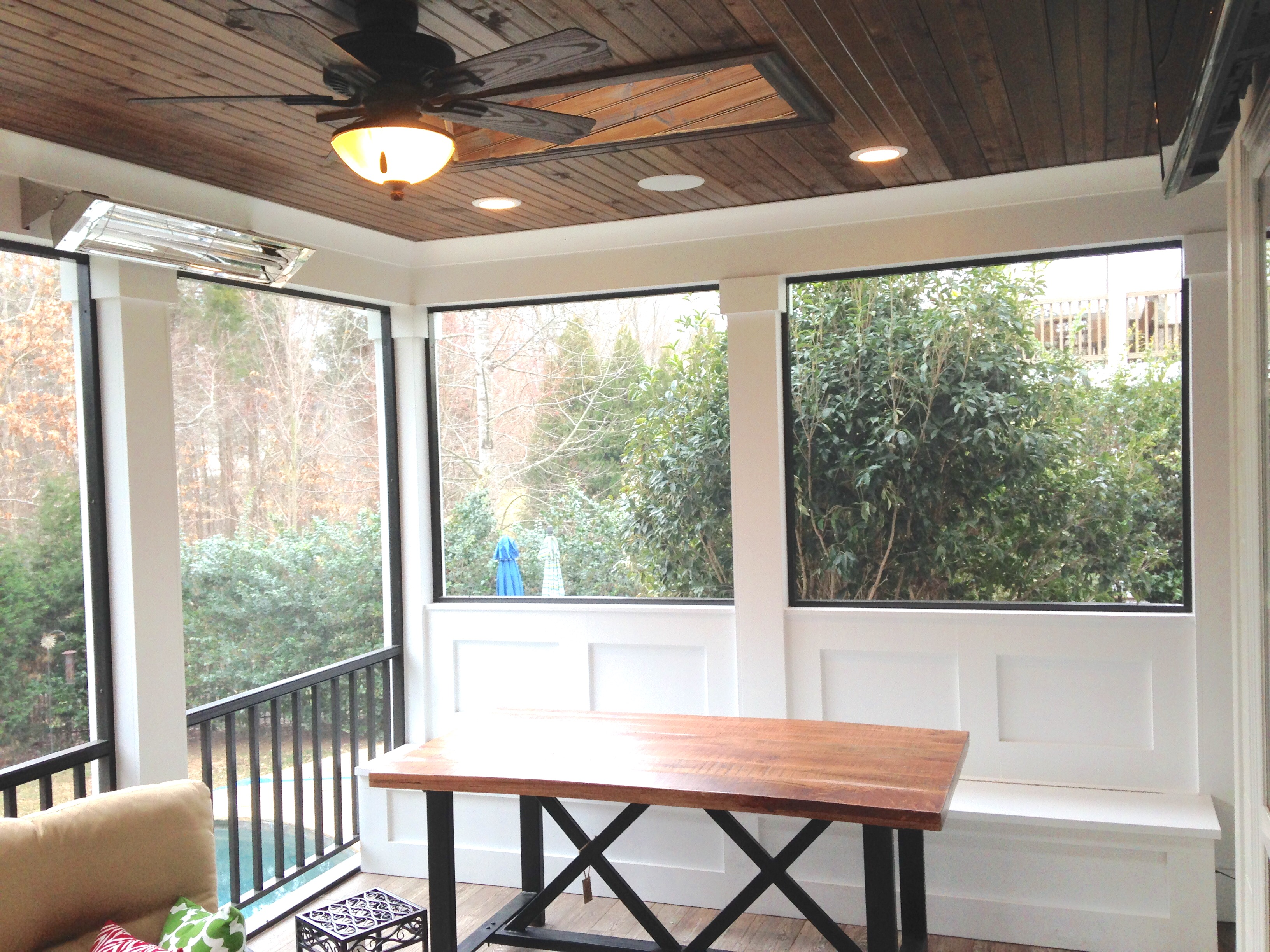 Screened Porch3 - Northstone