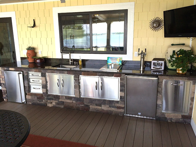 Outdoor Kitchens in Cornelius NC,Denver NC,Huntersville NC,Davidson NC. Outdoor living contractor in Lake Norman