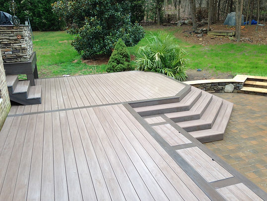 Deck Builder in Lake Norman