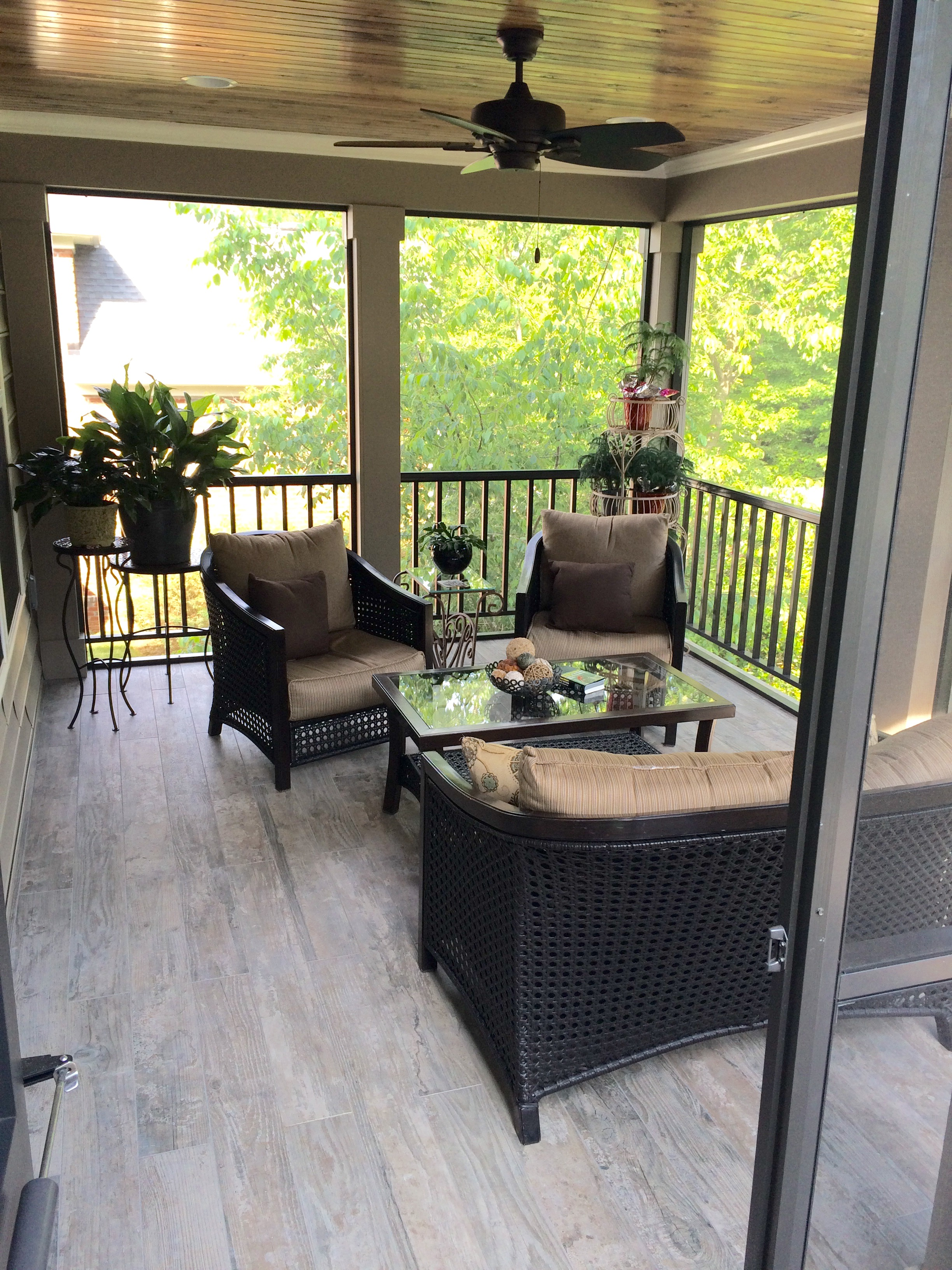 Screened Porch- Denver NC