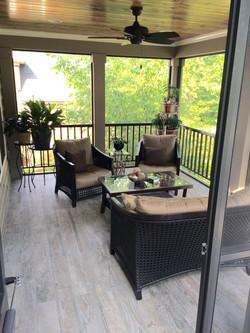 Screened Porch- Denver NC