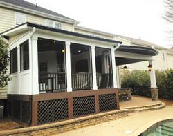 Screened Porch 3-  Northstone