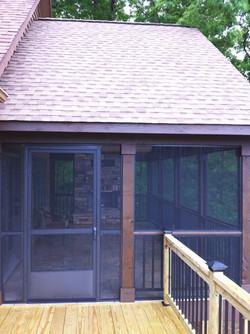 Screened Porch- Cornelius NC