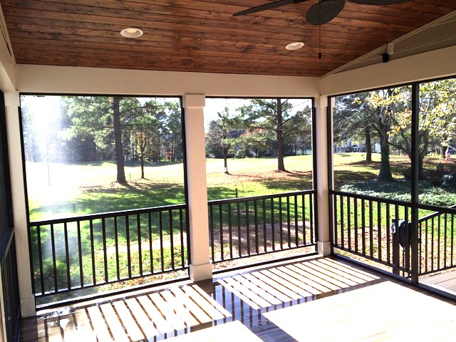 Screened Porch 2- Northstone