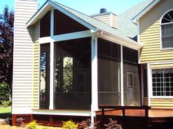 Screened Porch 4- The Hamptons