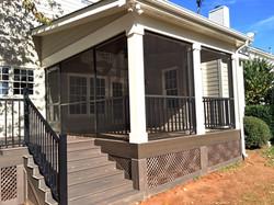 Screened Porch 2- Northstone,