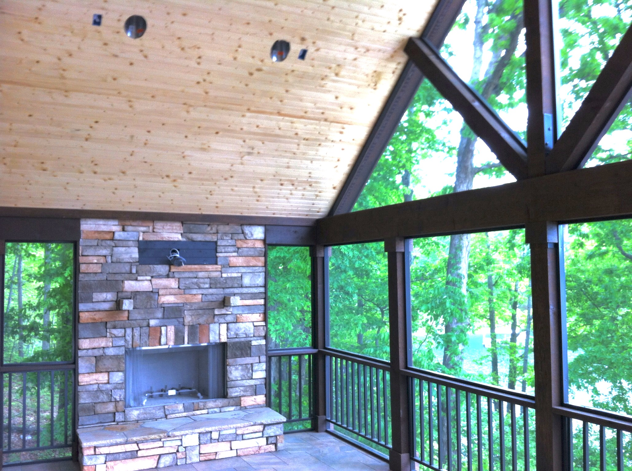 Screened Porch- Cornelius NC