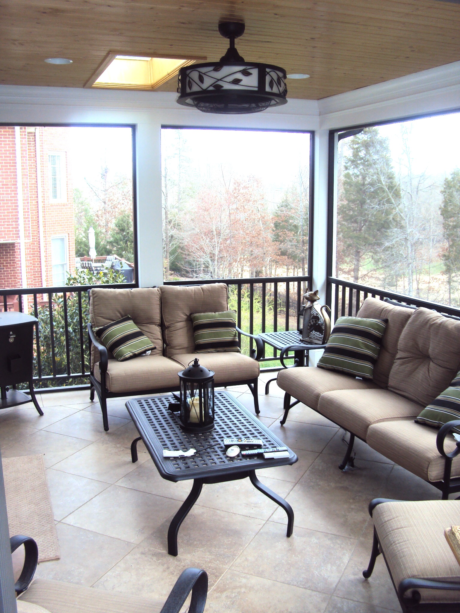 Screened Porch- Skybrook