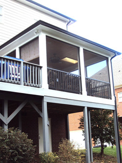 Screened Porch- Skybrook