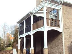 Screened Porch & Pergola- Birkdale