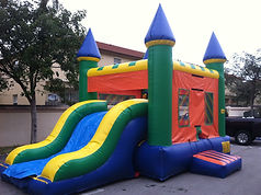 combo 2 in 1 really nice bounce house