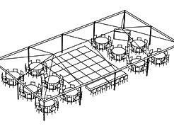 10x40 tents