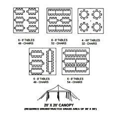 10x30 tents