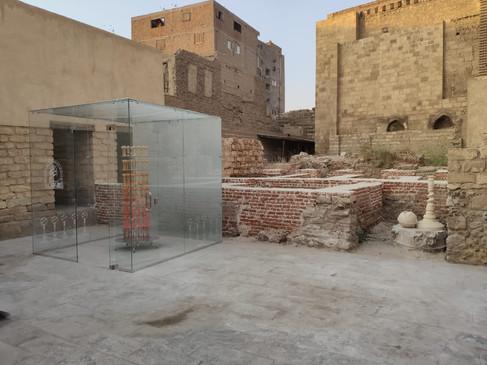 The Egyptian Pharmacy Muesum