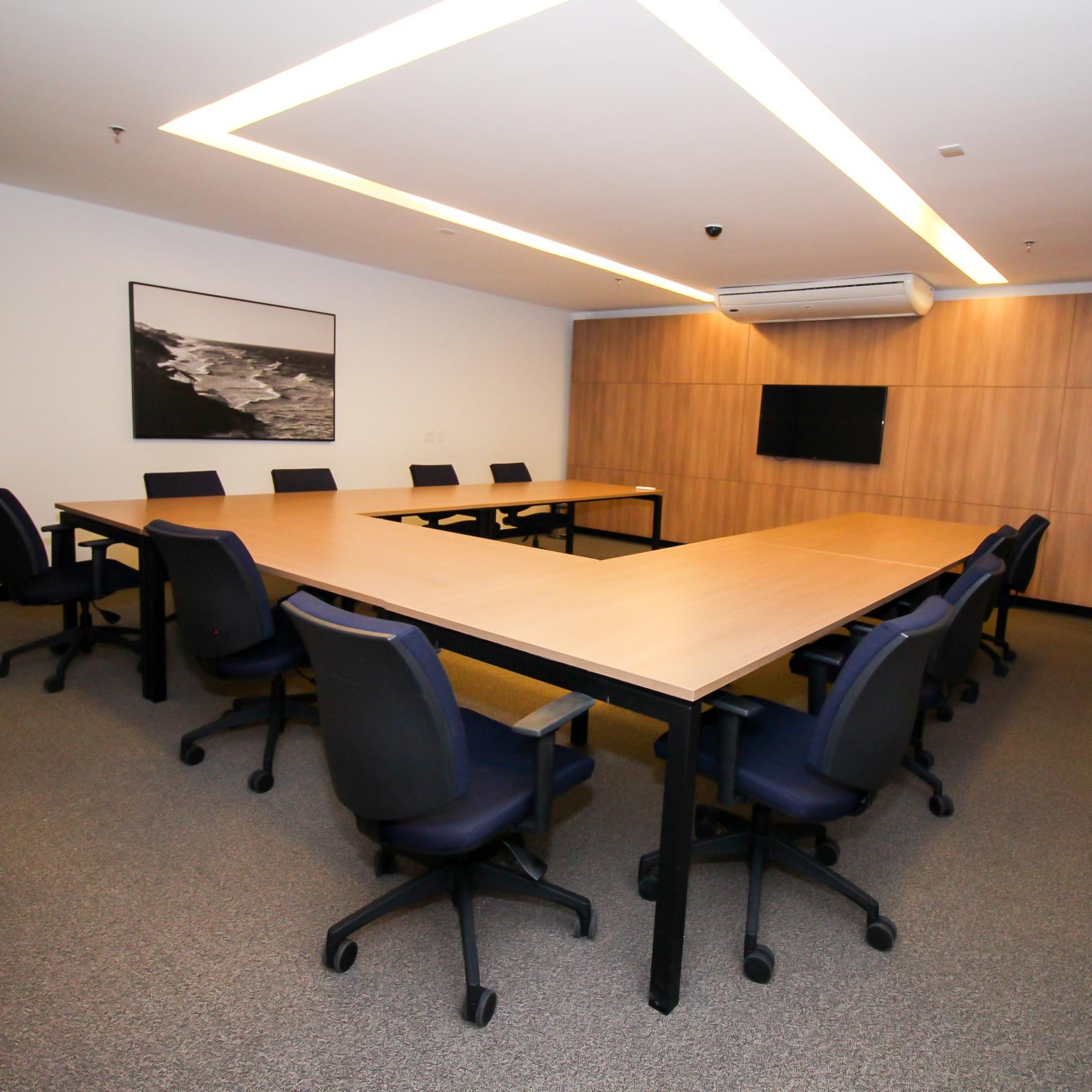 Sala de reunião (11 lugares)