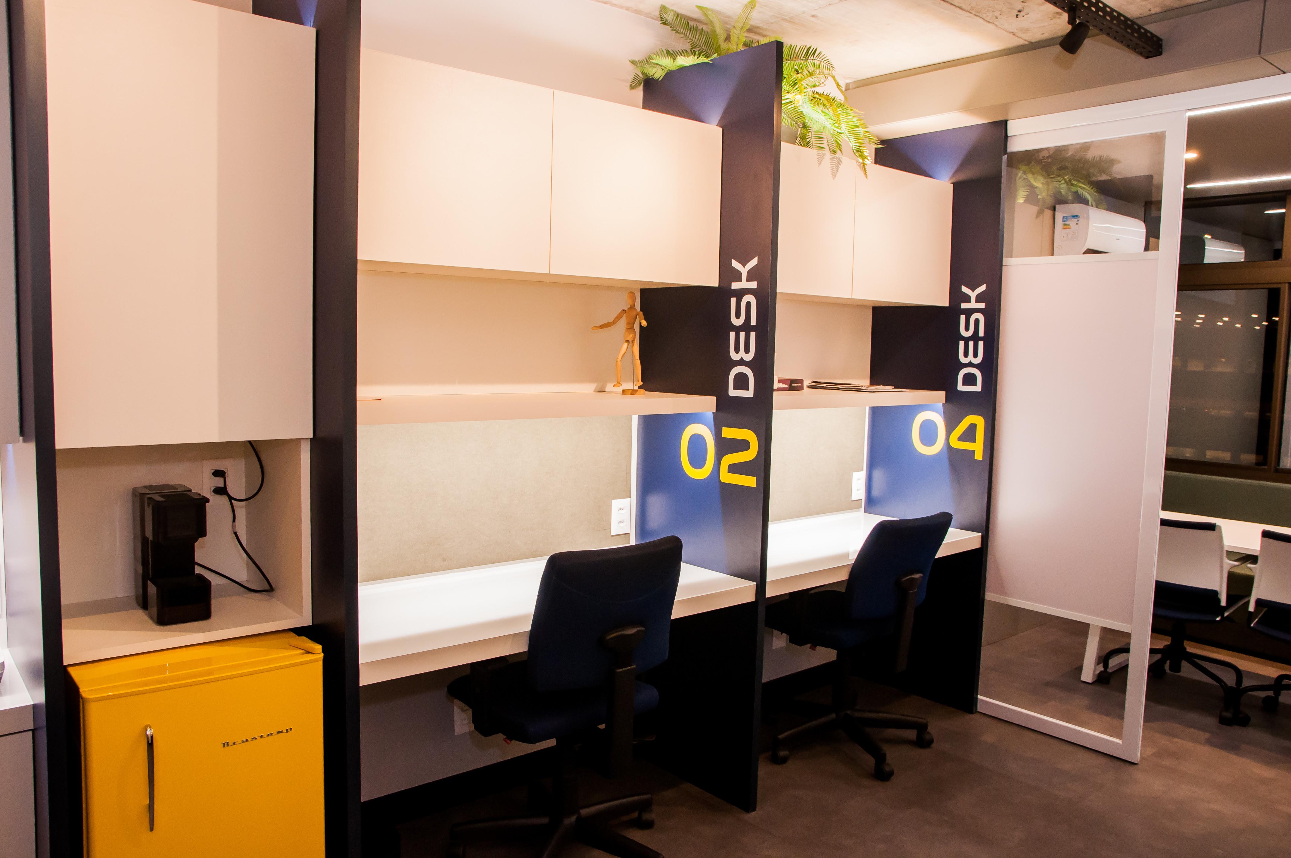 Estação de trabalho individual