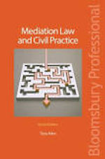 Mediation law and Civil Practice 2nd Edition.jpg