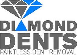 diamond dents