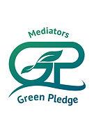 Mediators Green Pledge logo.jpg