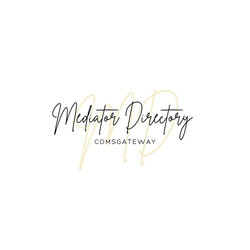 Mediator Directory logo white