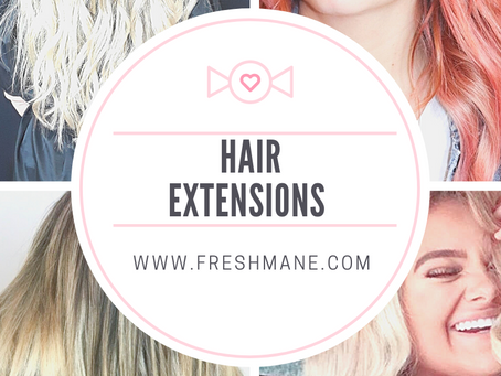 Hair Extensions ​411