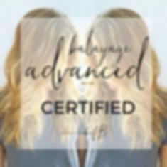 Balayage certified vancouver wa