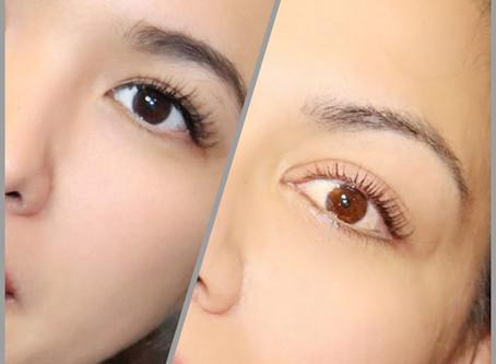Lash Lift or Eyelash Extensions