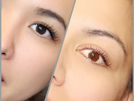 Lash Lift or Eyelash Extensions