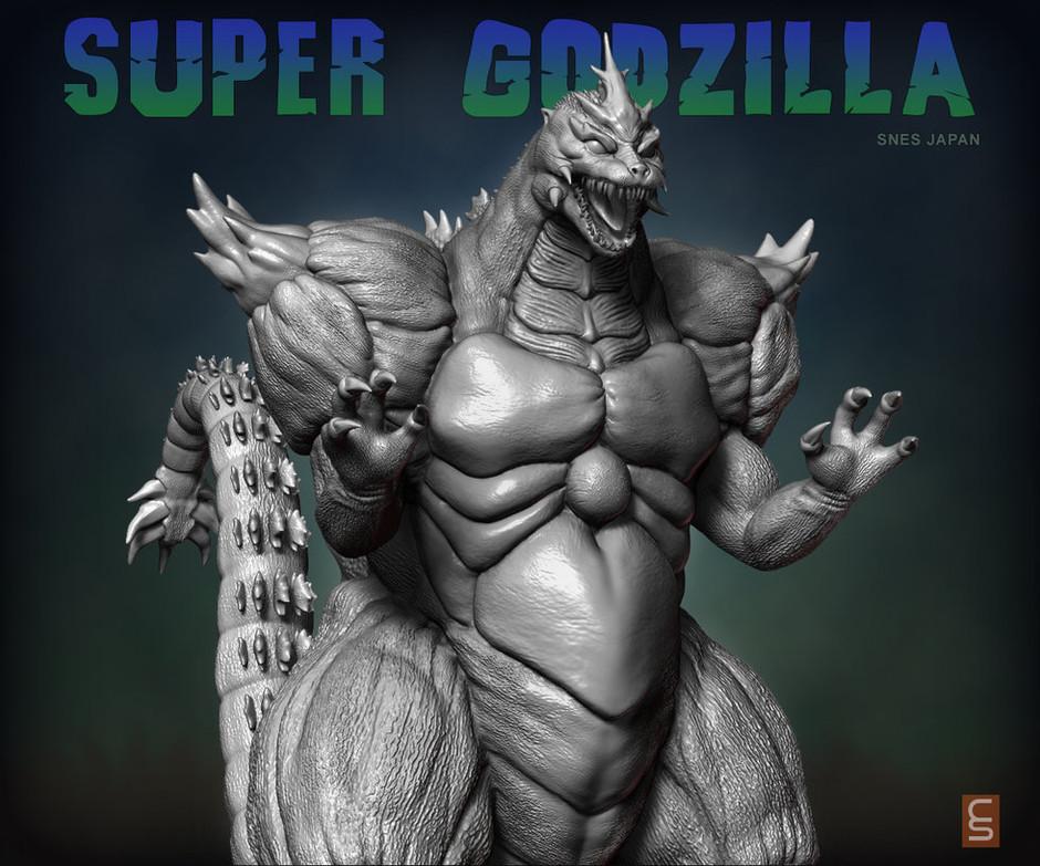 Super Godzilla Zbrush.jpg