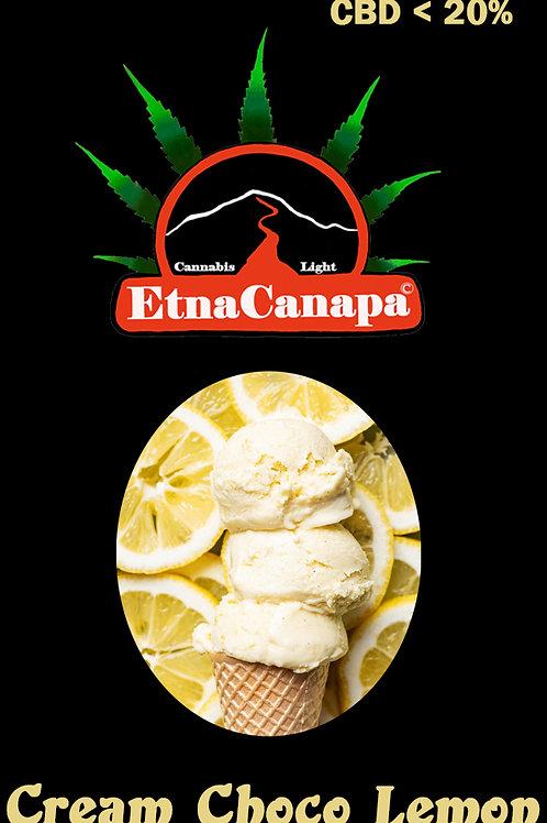 Cream Choco Lemon < 20% CBD